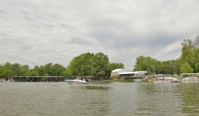 Boating at the Marina